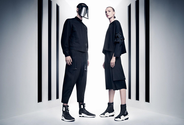 S X2f S 2017 Campaign Adidas Y 3 Apparel Y 3 Shoes Ads