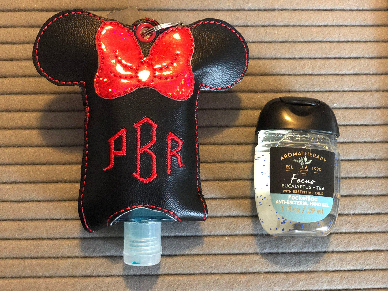 Mickey Minnie Hand Sanitizer Holder Hand Sanitizer Holder Hand