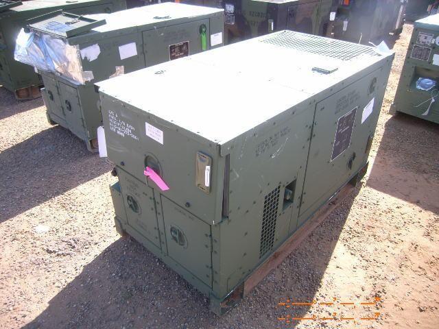 2003 Fermont Mep 803a 10 Kw 60 Hz Diesel Generator Available On Govliquidation Surplus Auction Fermont Auction