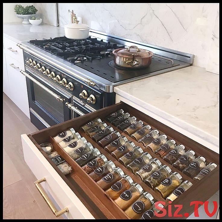 Photo of Metodo NEAT: cucine, design della cucina, ispirazione per la cucina, idee per la dispensa, utensili da cucina …, #K …
