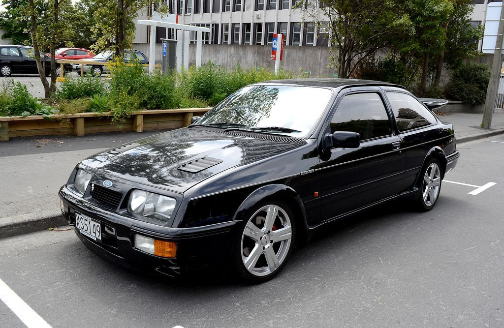Ford Sierra Cosworth Ford Sierra Ford Classic Cars Ford Rs