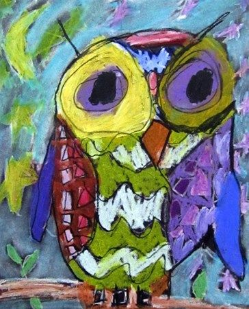 """From exhibit """"OoooOwls""""  by Ashlee668"""