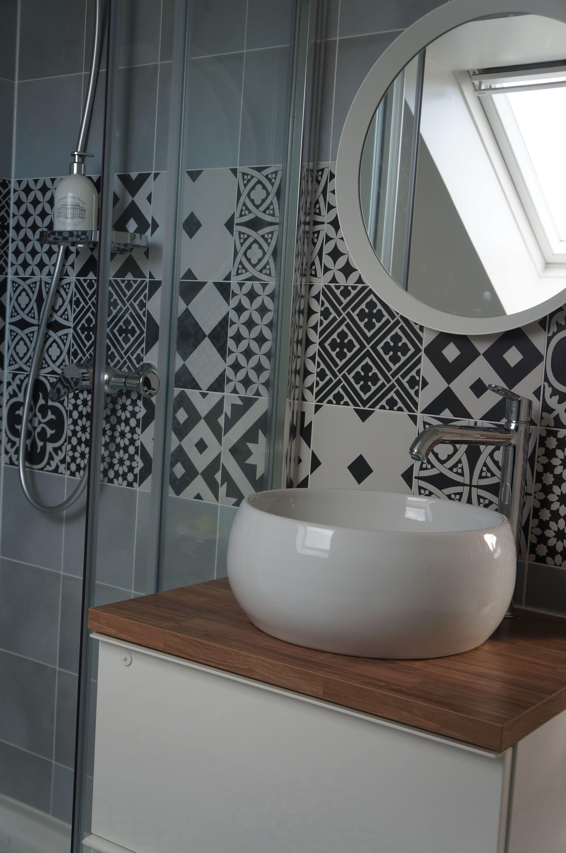 Afficher l\'image d\'origine | Mosaique salle de bain ...