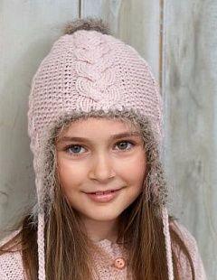Шапки: схемы вязания   Вязанные шапки спицами или крючком ...