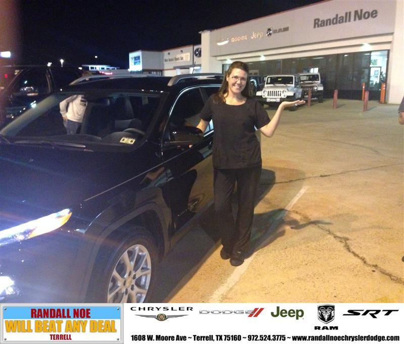 HappyBirthday to Leann Trussell from Brent Billingsly at Randall Noe