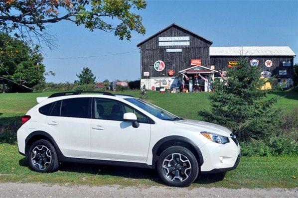 Subaru Xv Crosstrek Best Summer Road Trip Small Suv Www Newroads Ca Home Aspx