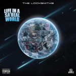 In case you haven't heard! On July 15th The Locksmiths dropped their latest mixtape,  Life In A Sa'real World hosted by the UK's very own Dj Ames!!! This mixtape has 14 tracks featuring production from No1special, Froback, Ty beatz, Zush, Zano beats, Kriss breeze and vocals from Genesis Elijah and Skarlett.