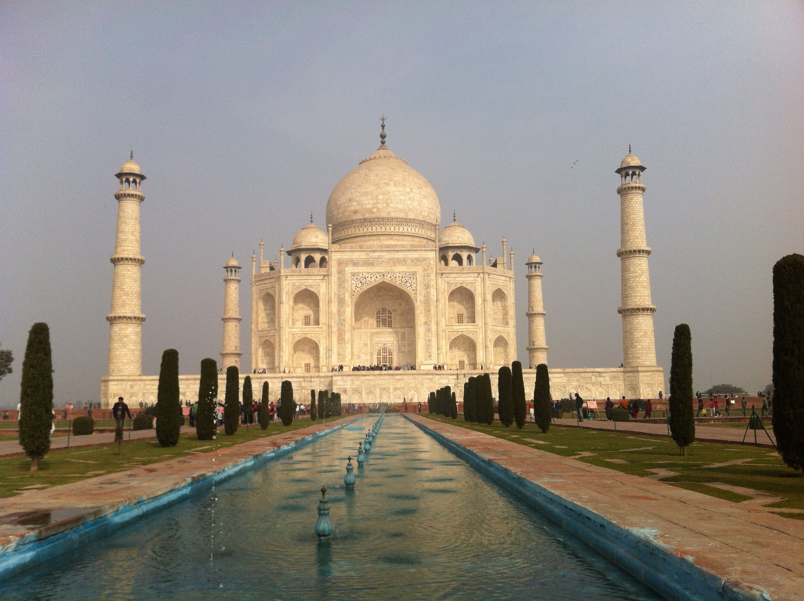 Taj Mahal , Agra İndia