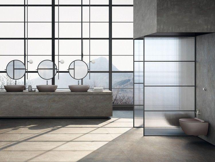 Moderne Sanitarkeramik In Pastellfarben 6 Italienische Designs