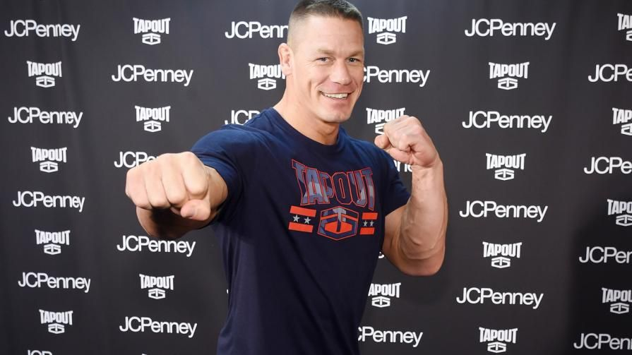 John Cena Calls Nfl Combine Bench Press Drill Worthless Watch Him Lift 463 Lbs Like It S Nothing