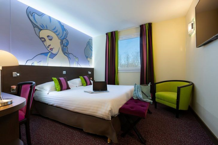 Chambre D Hotes Osenbach Minimalist Home Home Decor Bed