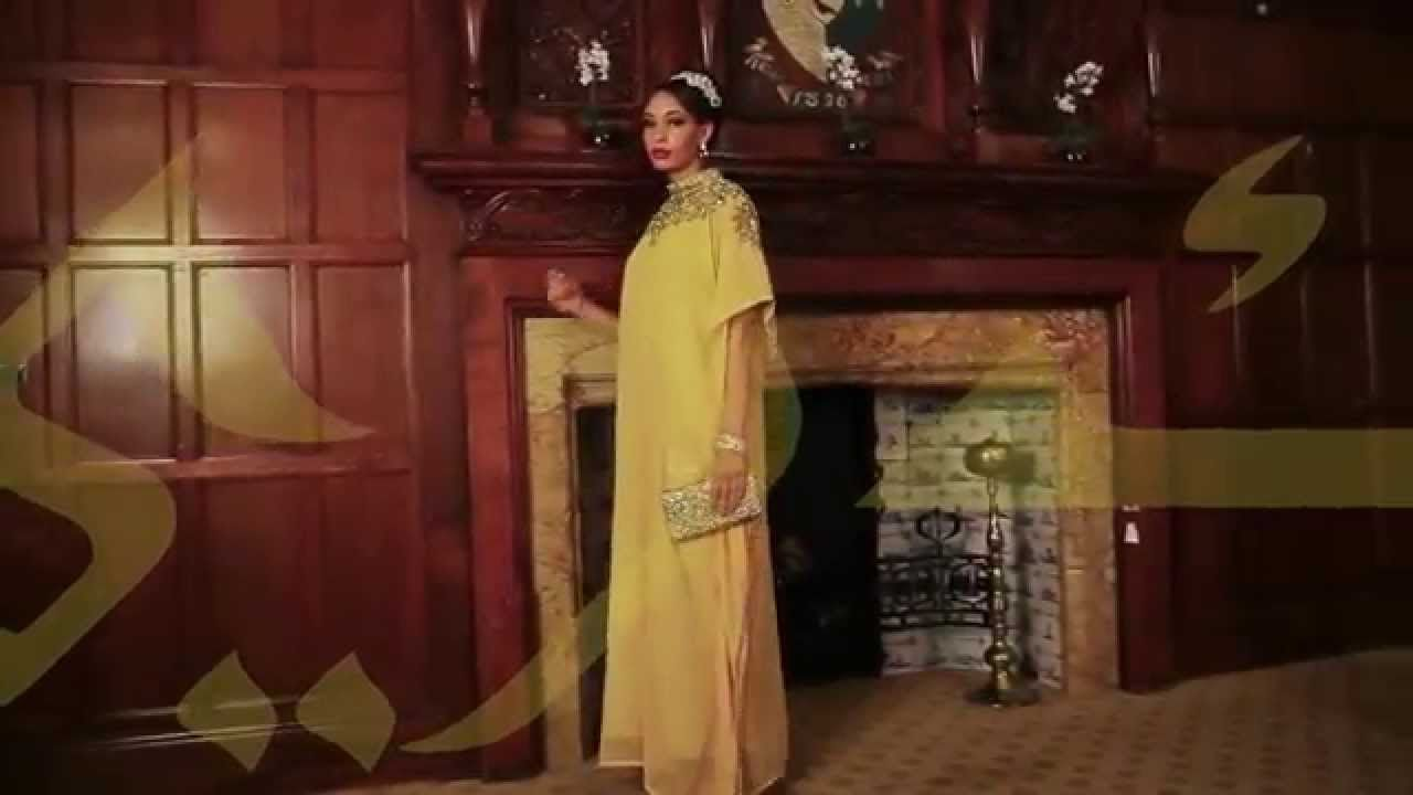 Karim London Dubai Kaftan Dress Advert Video By UniQ Studios  #KaftanDress #KarimLondon