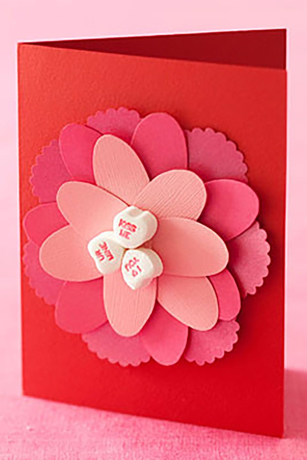 Valentines Day How-to: Cut-Paper Flower Card Valentines Day How-to: Cut-Paper Flower Card new photo