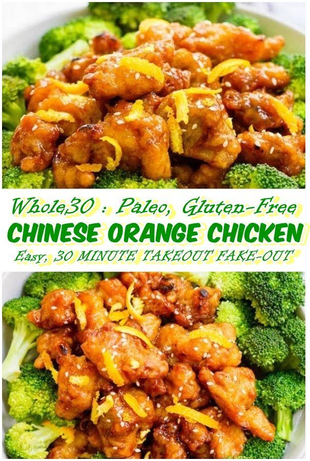 ★★★★★ 997 #chineseorangechicken
