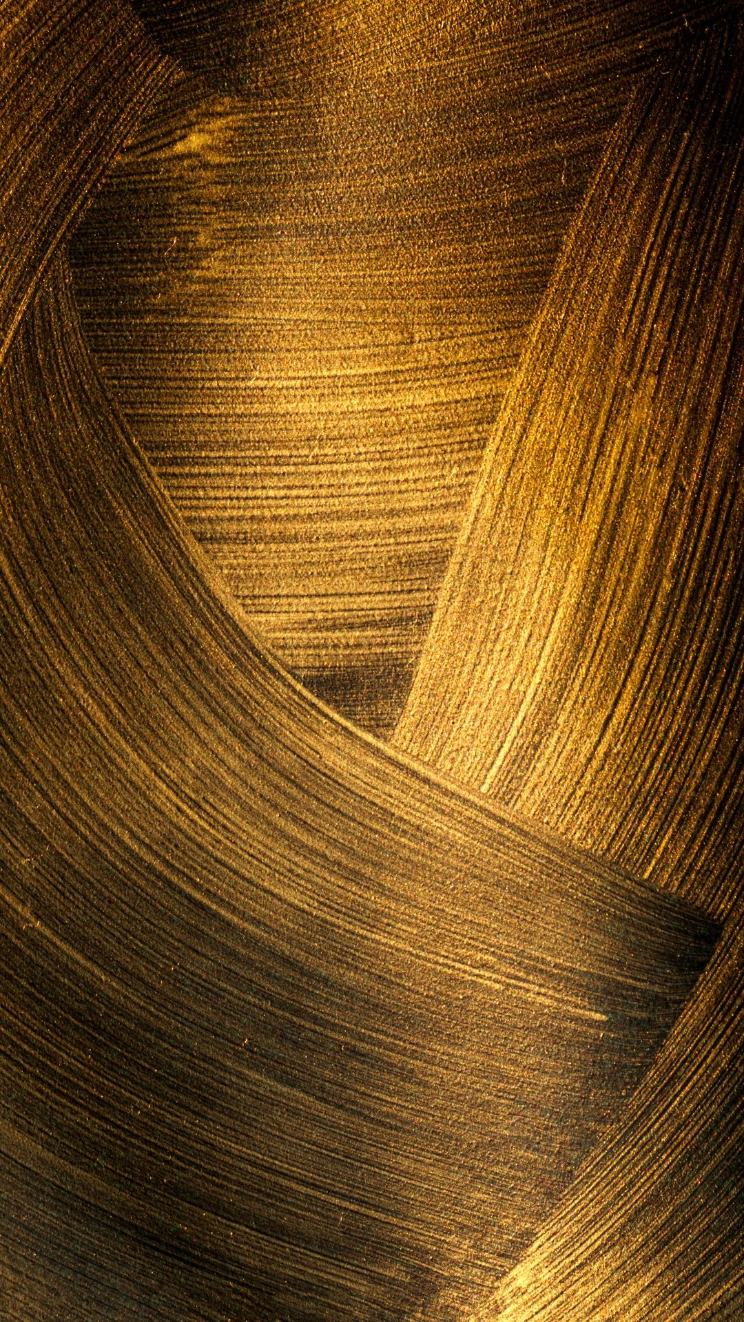 Gold Abstract Wallpaper For Your Iphone Xs From Everpix