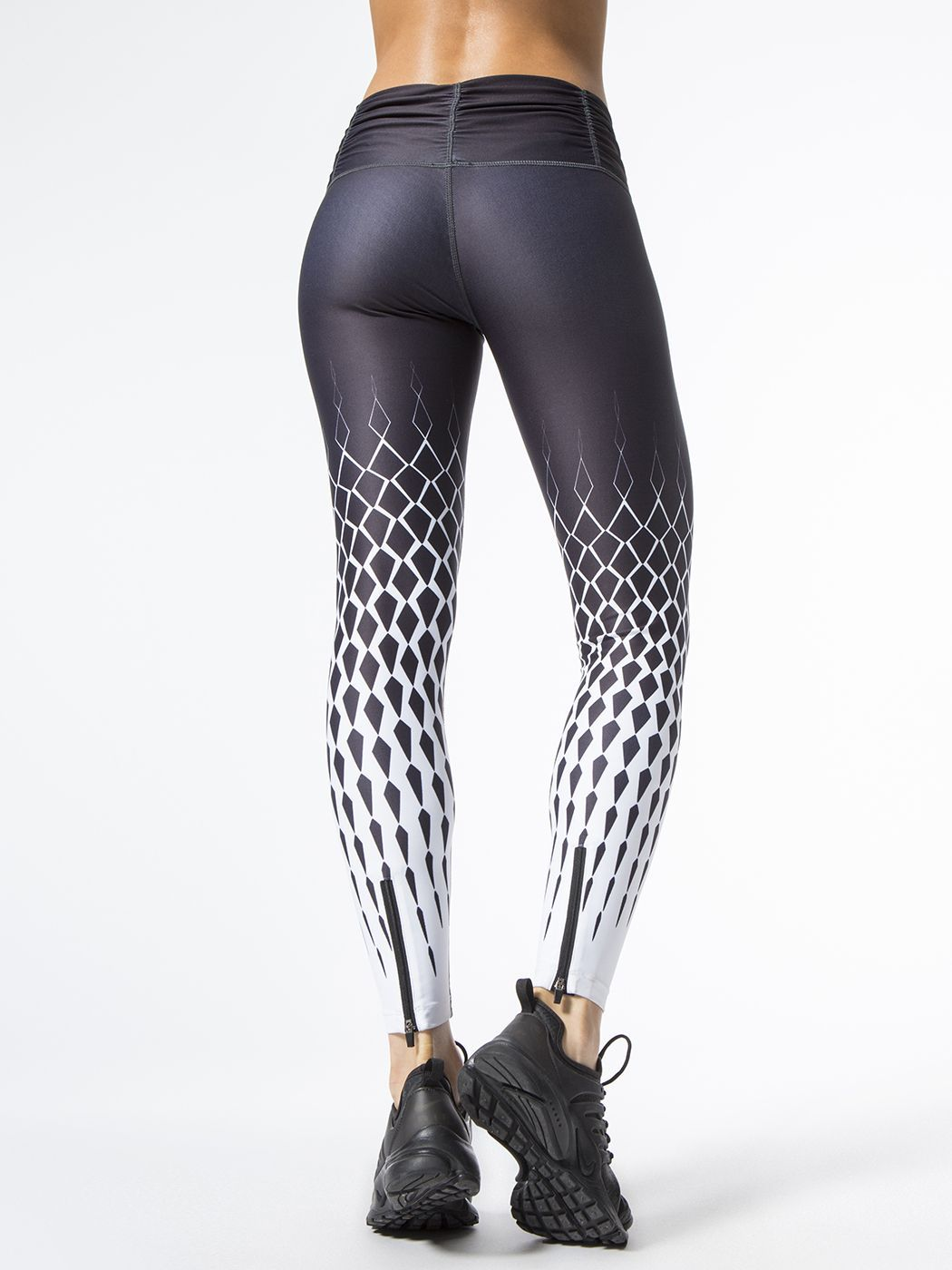 29b656ccc24ab CHILL BY WILL Bliss Black Geo LEGGINGS | Best Women Fashion in 2019 ...