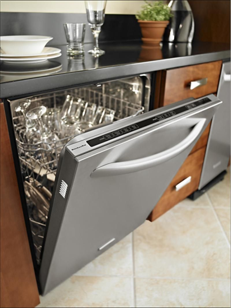 Dishwasher for the kitchen the aid24 tall tub builtin