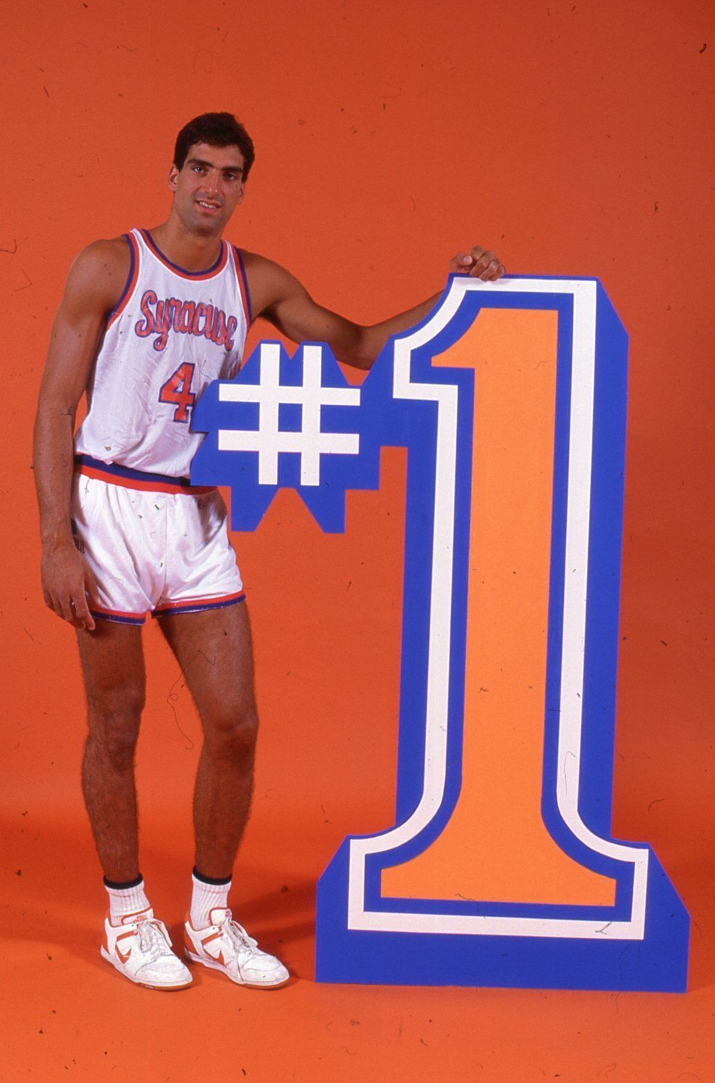 Rony Seikaly Syracuse Orangemen basketball team