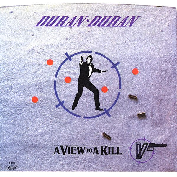Duran Duran A View To A Kill Buy 7 Single At Discogs James