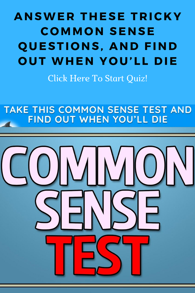 Coming Out On Top Phil Trivia Answers Answer These Tricky Common Sense Questions And Find Out When You Ll Die Common Sense Questions Common Sense Quiz This Or That Questions