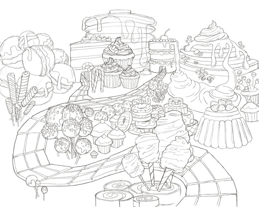 board game operation coloring pages - photo#24