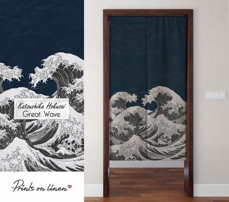 Pin On Noren Japan Curtain