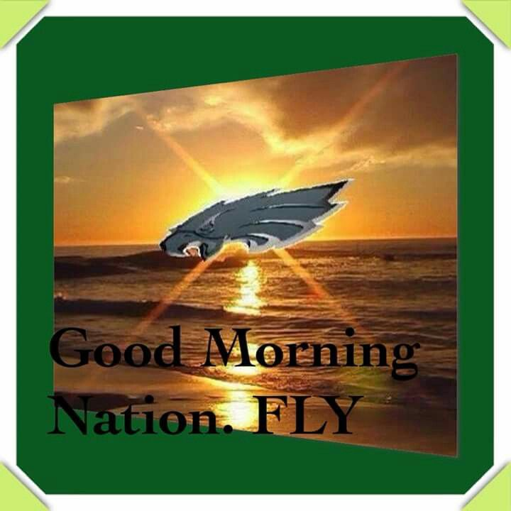 Good Morning Nfl Philadelphia Eagles Philadelphia Eagles Eagles