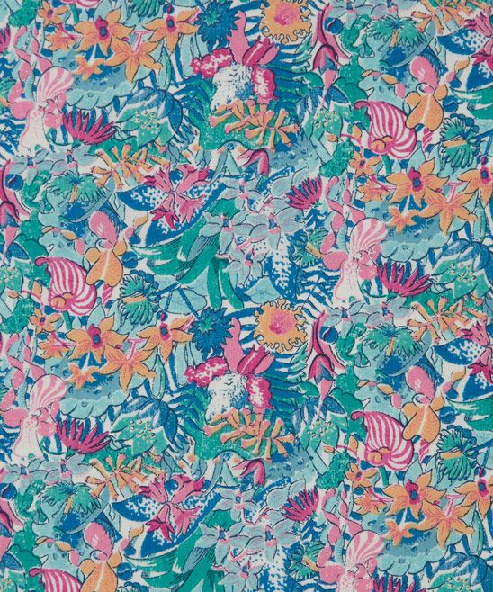 Liberty Art Fabrics Diane B Tana Lawn Cotton
