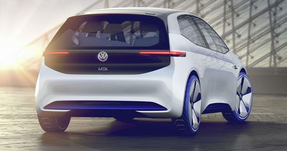 Volkswagen Wants To Be The Market Leader For Electric Vehicles Volkswagen Auto Carros