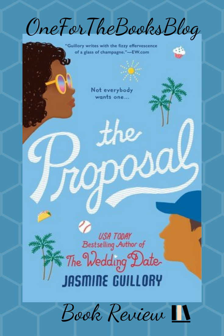 The Proposal by Jasmine Guillory Book Review The wedding