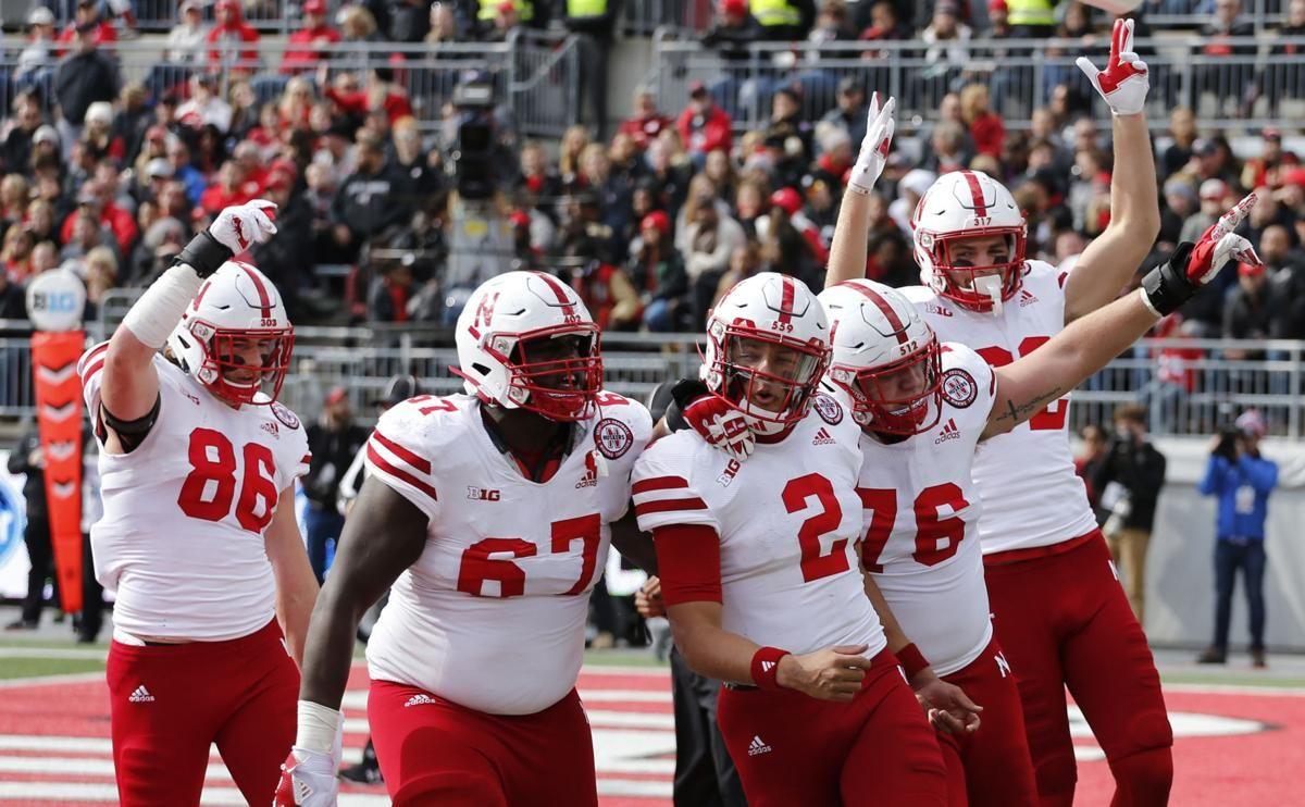 Off A Tough Loss To Buckeyes Huskers Say They Re Poised For A Strong Finishing Kick Buckeyes Nebraska Football Kicks