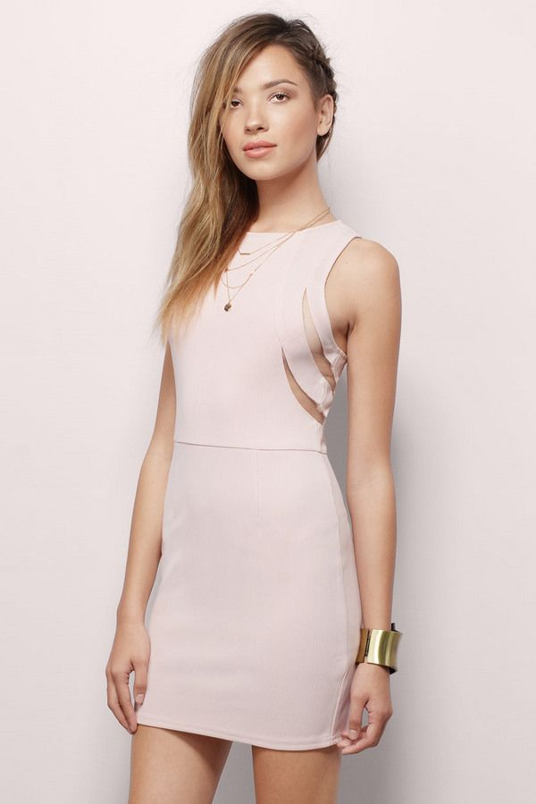 02388f74a294 Audry Bodycon Dress at Tobi.com #shoptobi What To Wear, Dresses For Work