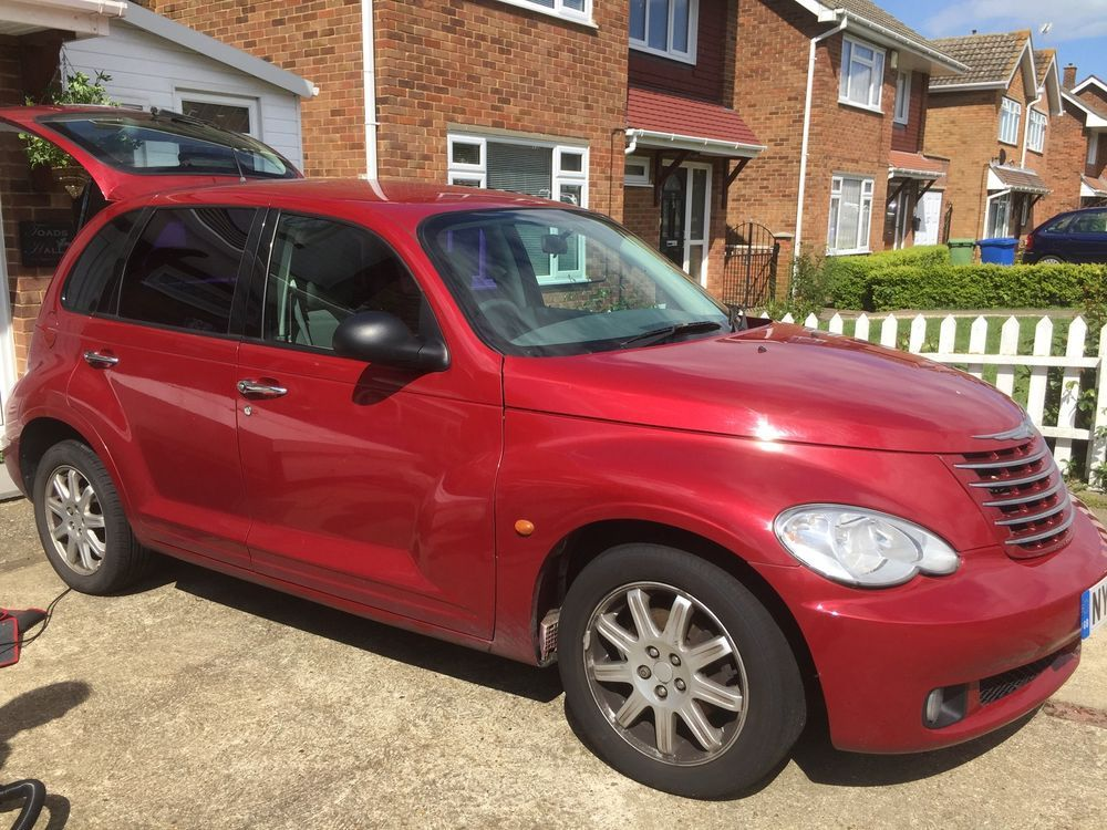 2007 Chrysler Pt Cruiser Auto Low Mileage Only 33 800 Drives