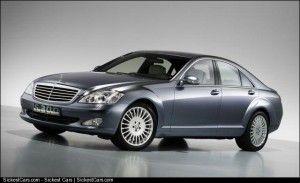 2007 S 300 BLUETEC Hybrid - http://sickestcars.com/2013/05/11/2007-s-300-bluetec-hybrid/