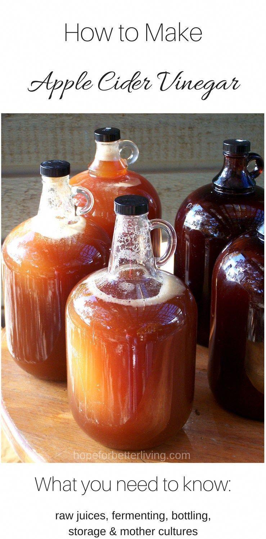 Make Your Own Apple Cider Vinegar At Home Coldsoreremediesthatwork In 2020 Make Apple Cider Vinegar Apple Cider Vinegar Recipes Apple Cider Vinegar Remedies
