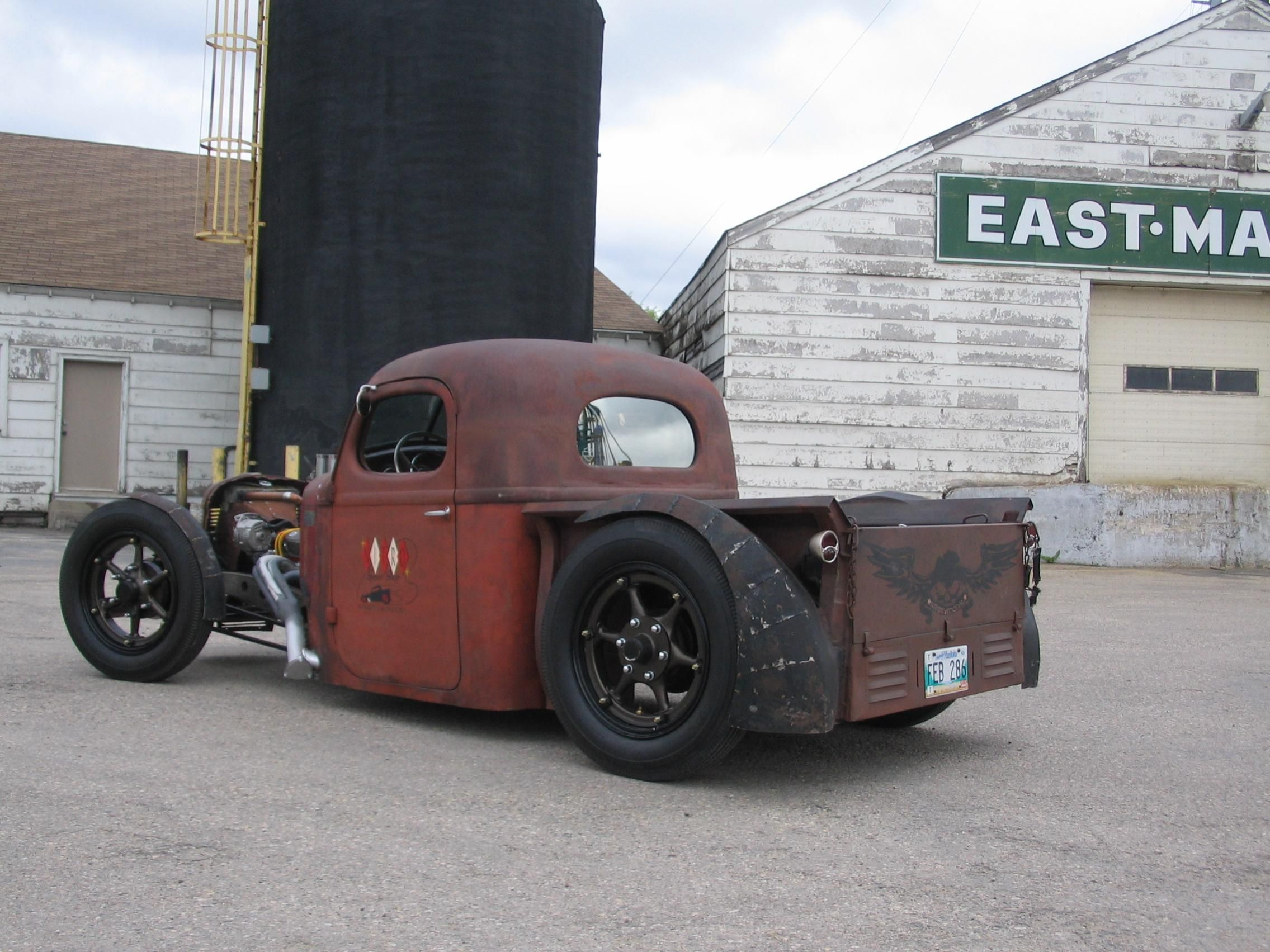 Features fenderless hot rod trucks need to see them page 7 the