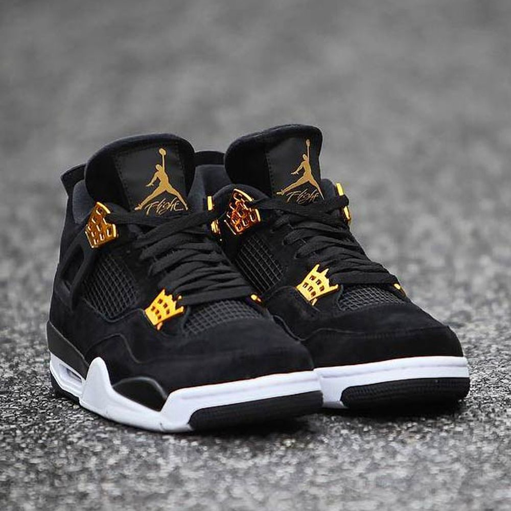 wholesale dealer 151f0 46712 Nike Air Jordan 4 Retro Royalty
