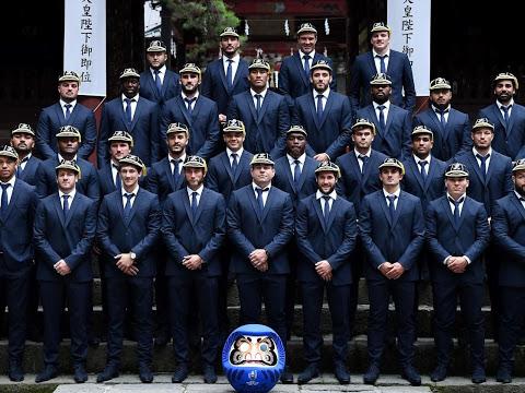 Coupe du monde de rugby voici les 31 joueurs de l'équipe