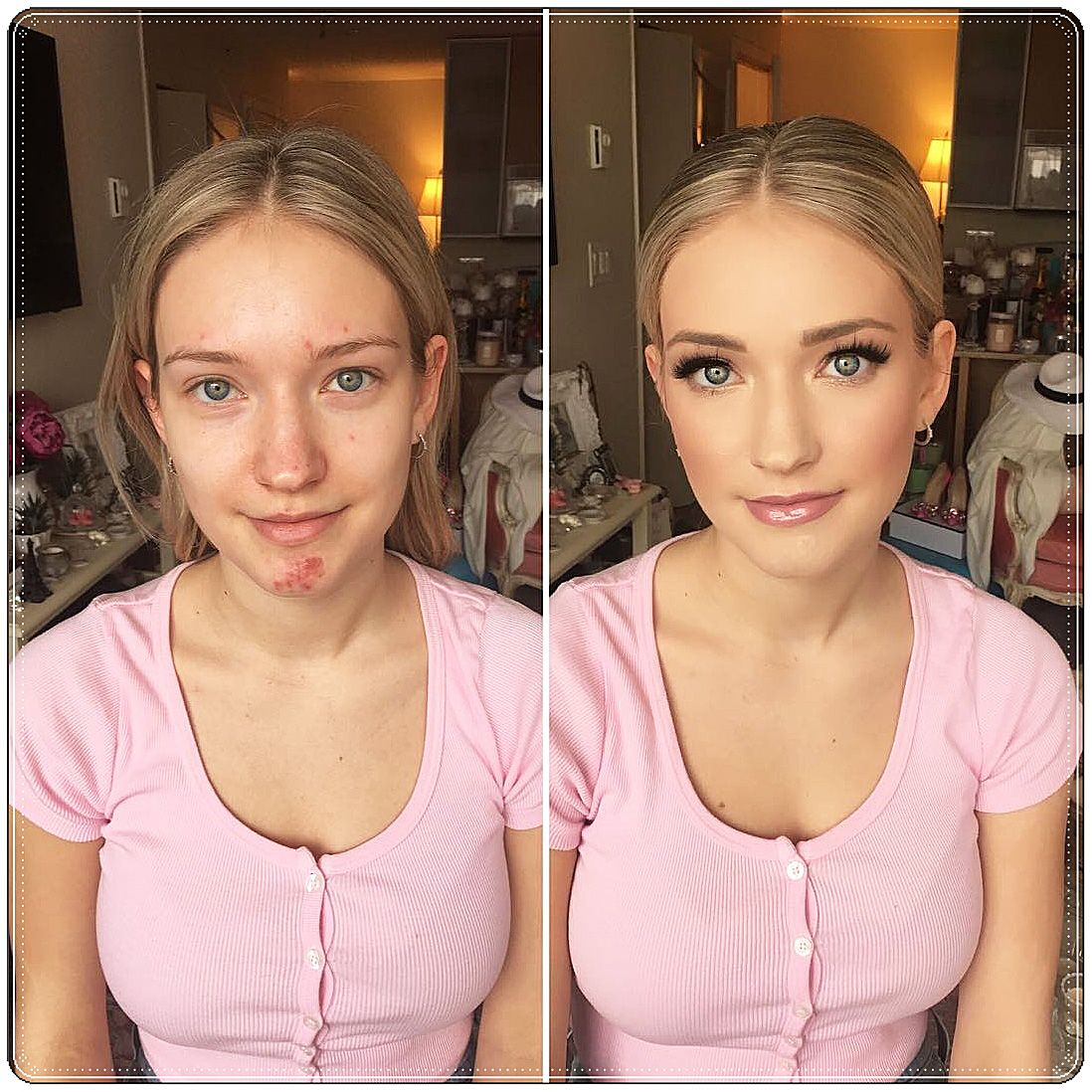 40 Amazing Changes Before And After Makeup Womens Ideas Makeup For Older Women Girls Makeup Fashion Makeup