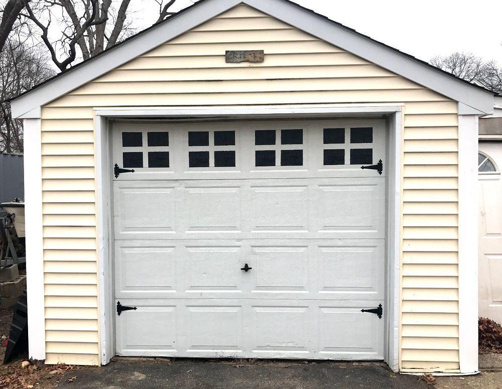 Garage Door Makeover Door Makeover Garage Door Makeover Garage Decor