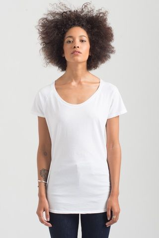 The Hanna from Pickwick & Weller in white sz medium