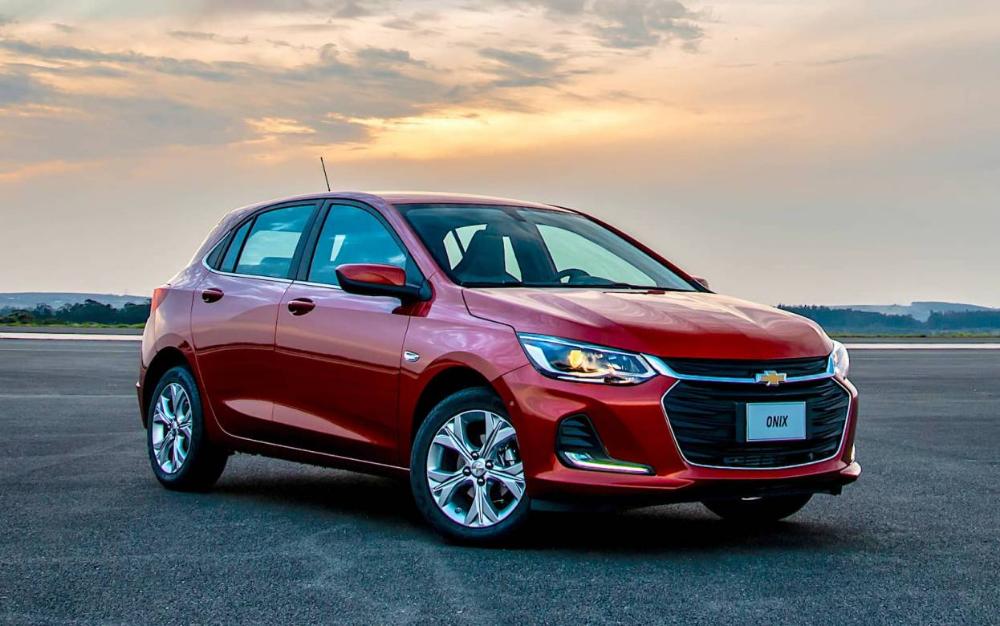 Asi Es El Nuevo Chevrolet Onix 2020 Hatchback Onix General Motors