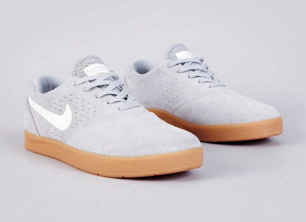pluma capturar Hueso  Nike Eric Koston 2 - Wolf Grey/White-Gum | Sole Collector | Nike, Groomsmen  shoes, Eric koston