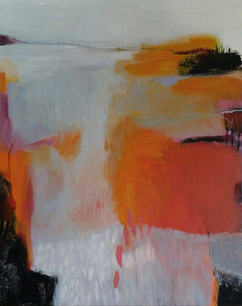It's Worth a Try. Artist Leanne Buskermolen  #artforsale #leannebuskermolen #abstractpainting