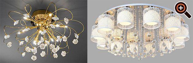 Lampe Wohnzimmer Moderne Beleuchtung Mit Led Deckenleuchten