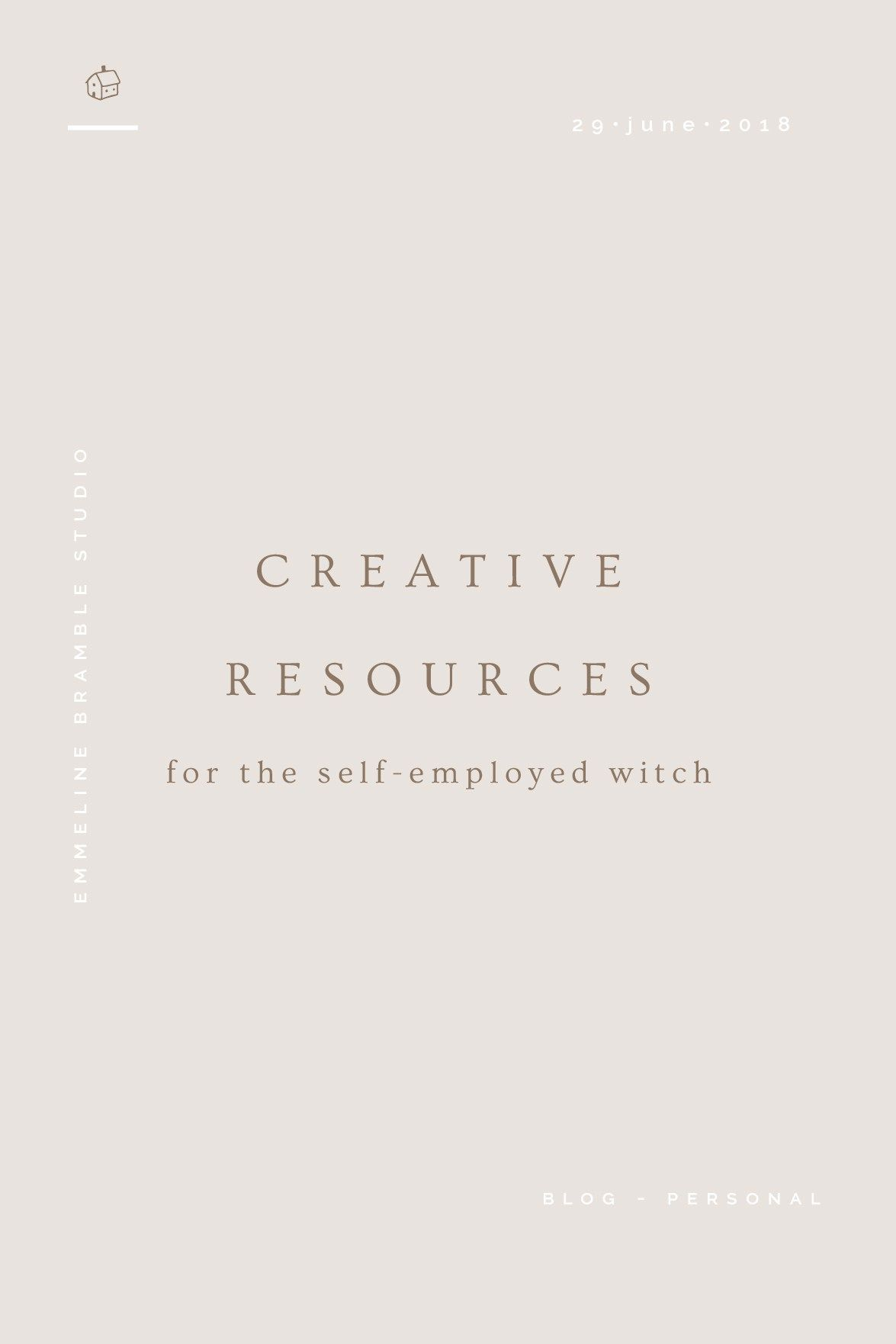 Mindful Habits Amp Spells For Self Employed Creative Witches