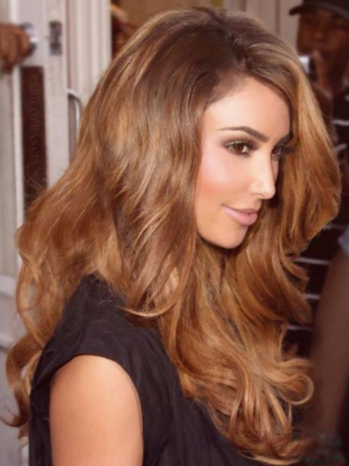 Best Hair Colors For Dark Skin Honey Brown Hair Chestnut Hair Color Light Hair Color
