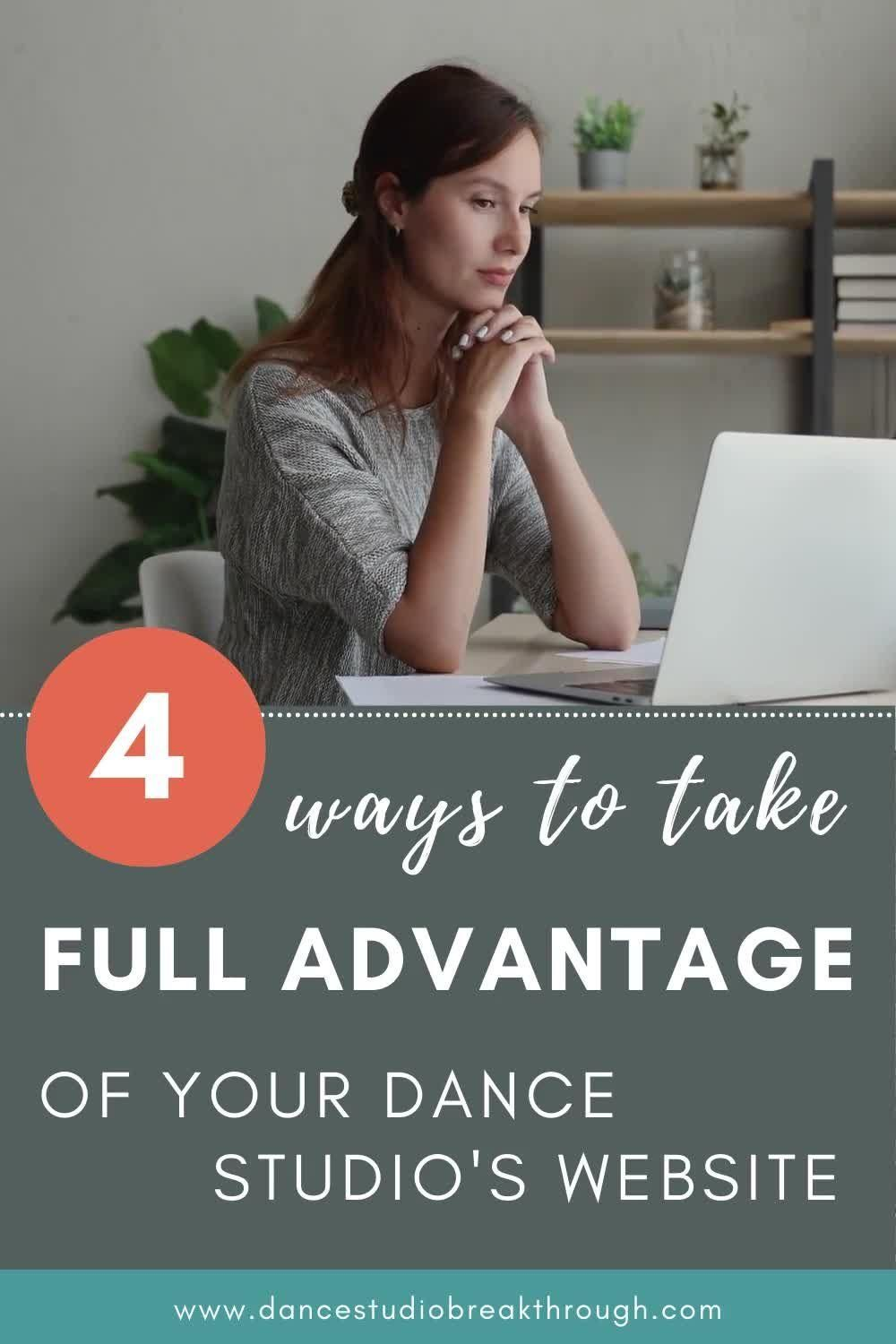 How to Maximize the Benefits of Your Dance Studio