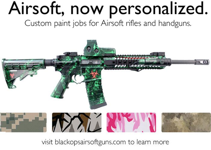 black ops airsoft custom paint jobs airsoft pinterest airsoft