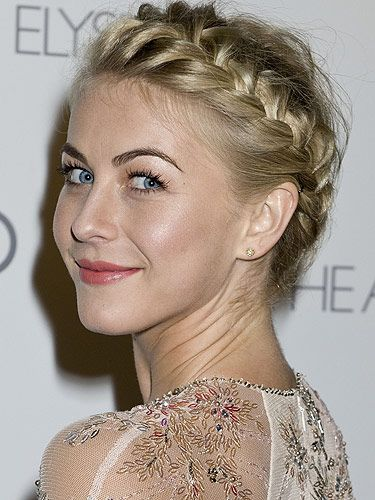 Remarkable Updo The Characters And French Braids On Pinterest Short Hairstyles Gunalazisus